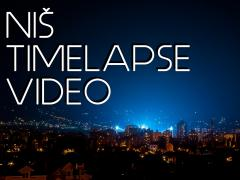 Timelapse Video Niš