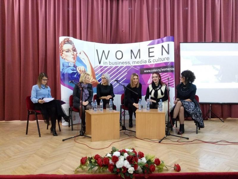 Učesnice konferencije women in business